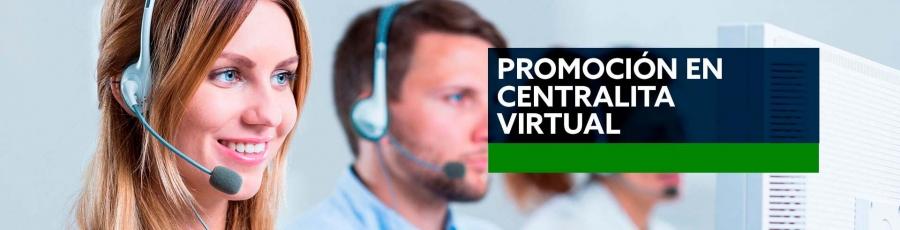 Promoción en Centralitas Virtuales