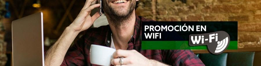 Promoción en Wifi